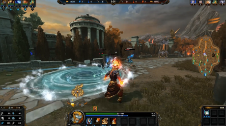 SMITE - Agni Screenshot 1