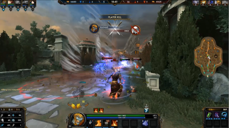 SMITE - Agni Screenshot 2