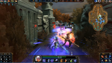 SMITE - Nemesis Screenshot 2